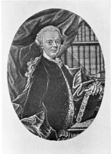 Friedrich Karl von Moser