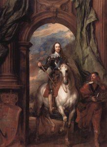 König Karl und sein Stallmeister